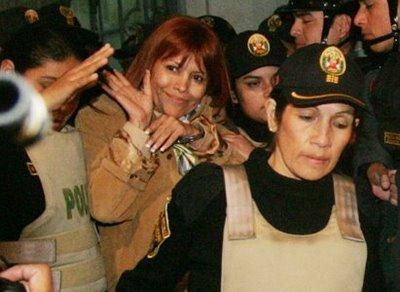 Magaly Medina en la carcel