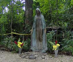VIRGEN DEL BOSQUE